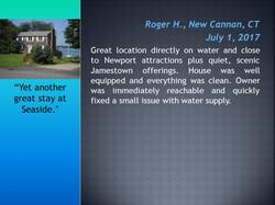 Jamestown Vacation Rentals