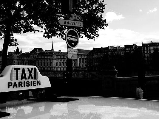 taxi parc astérix