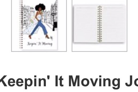 J183 Journal Keep it Moving