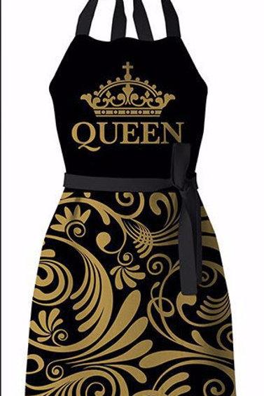 KA03 Queen Apron