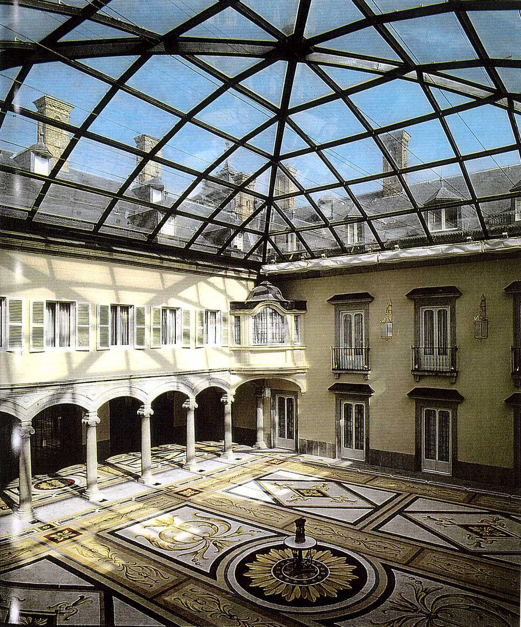 Cubrimiento Palacio