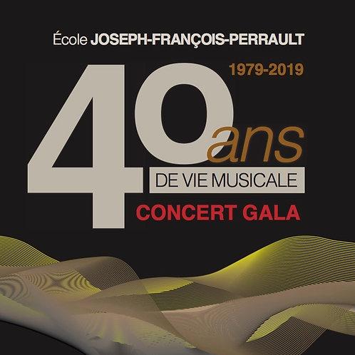 DVD - Concert Gala du 5 juin 2019