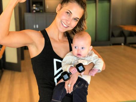 Fitness Postpartum: Interview With Elissa