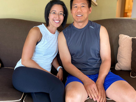 Working Out From Home: An Interview With Bonny & Roger