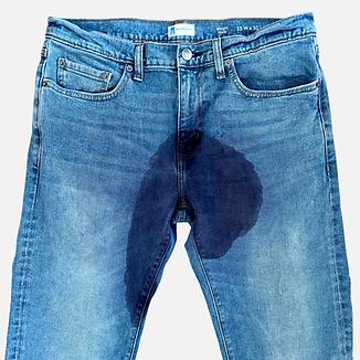 Wet Pants Denim - Blue Jeans