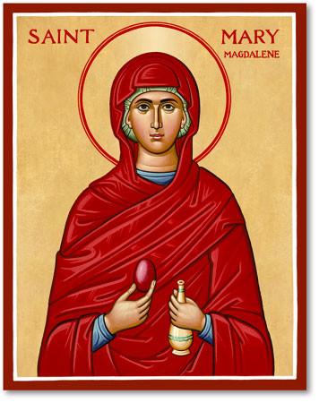 Sermon: St. Mary Magdalene Feast Day