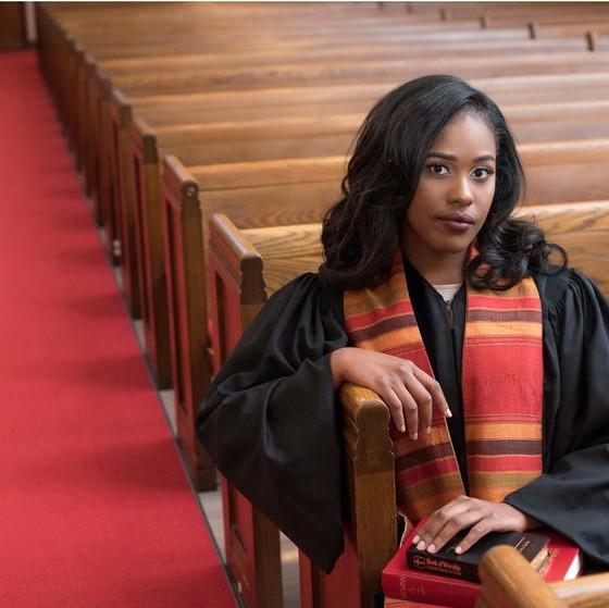 UCC Rev. Brittany Hanlin