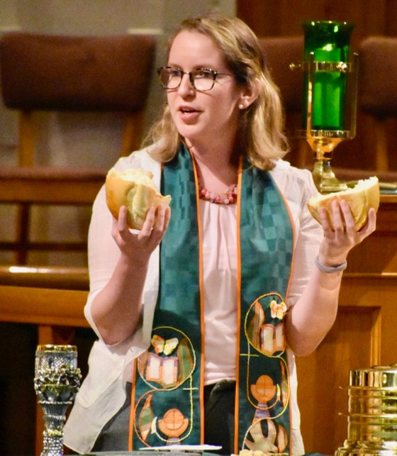 Seattle Baptist Rev. Anita Peebles