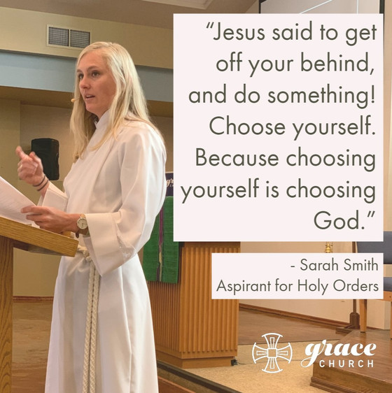Choose God, Choose Yourself