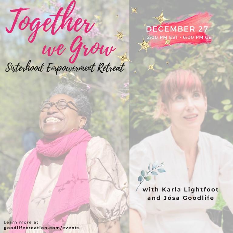 Together we grow #3
