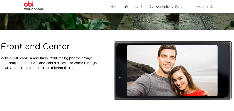 ObiWorld Phone