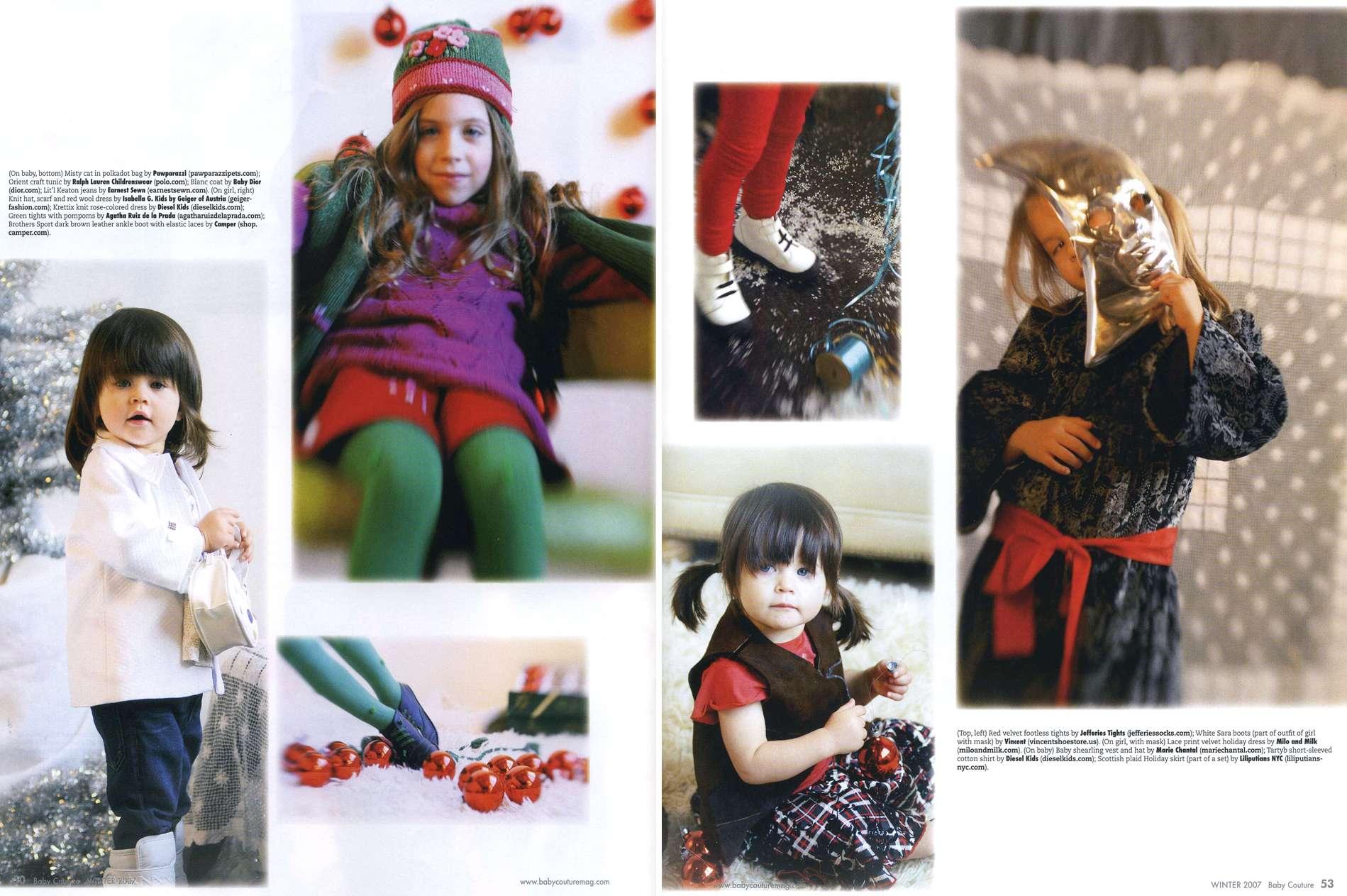 Baby Couture Magazine