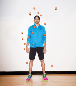 Stephen Curry for Golf Digest