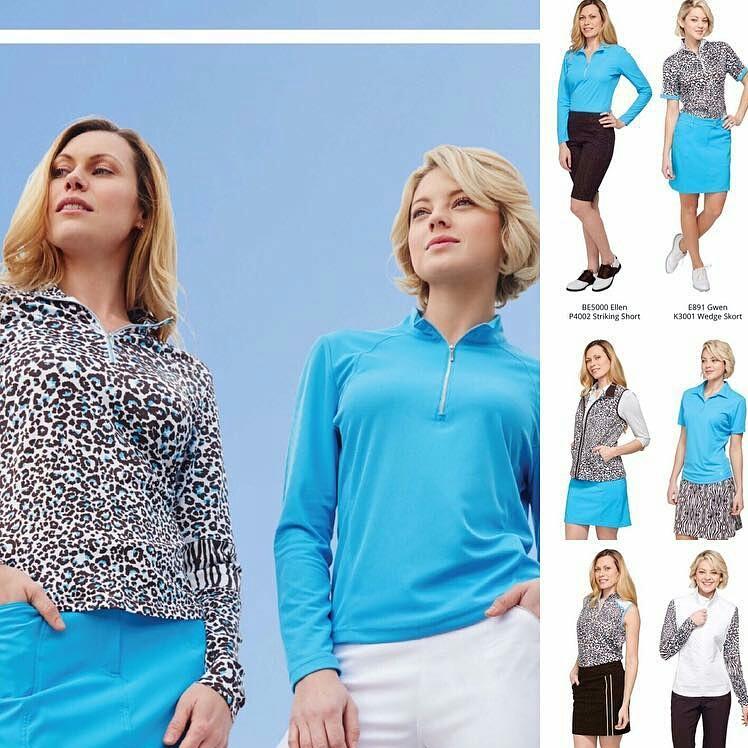 GG Blue Women's Apparel