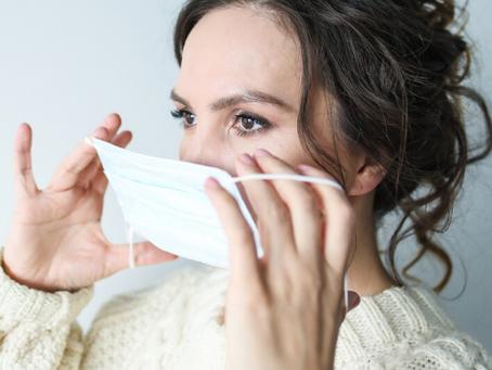 SO, face masks; how do I wear them?