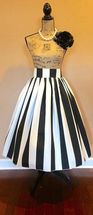N. D. Specialty Midi Skirt