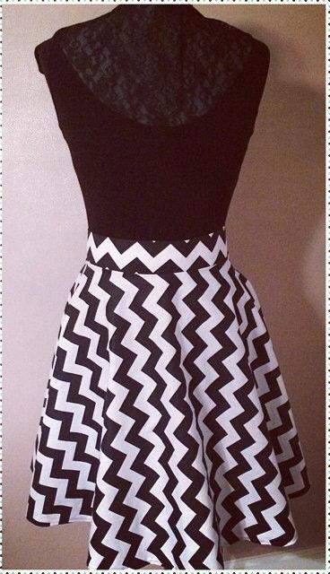 N. D. Swing Midi Skirt