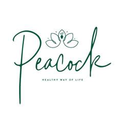 logo peacock