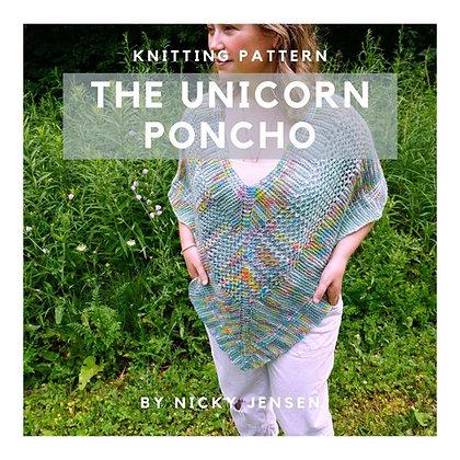 Unicorn Poncho Kit