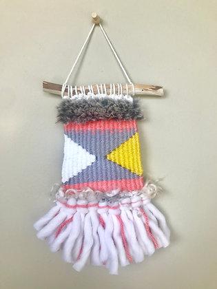 MINI Fuzzy Triangle Tapestry