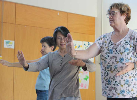 Meet Wai Chun, the Tai Chi Teacher