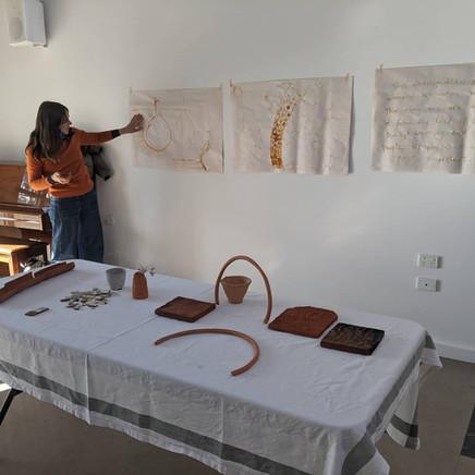 Kate Hill Artist in Residence