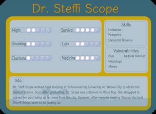 Dr. Steffi Scope