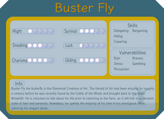 Buster Fly