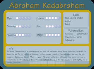 Abraham Kadabraham