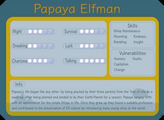 Papaya Elfman