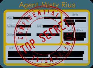 Agent Misty Rius