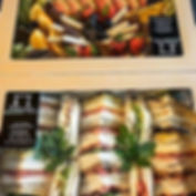 Order your platter boxes at _www.therive