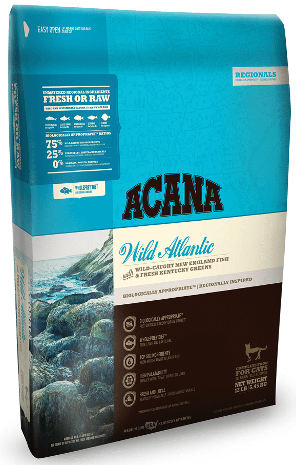 acana cat food wild atlantic
