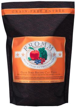 Four Star Grain Free Game Bird Recipe Dry Cat Food