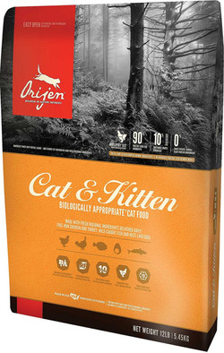orijen cat and kitten food