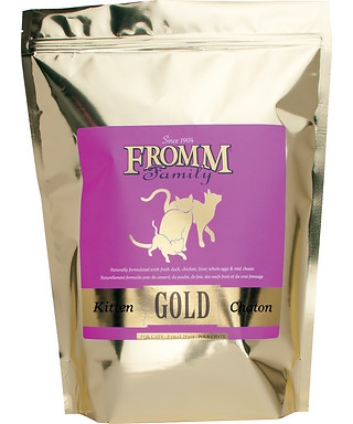 Gold Kitten Dry Cat Food