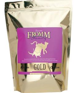 Gold Kitten Dry Cat Food