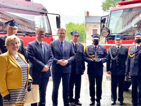 Ustawa o Ochotniczej Straży Pożarnej