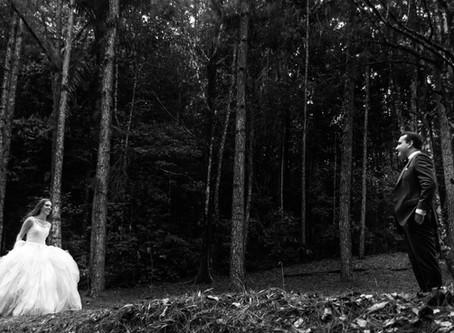 SARA & MARK // TRASH DREES WEDDINGS