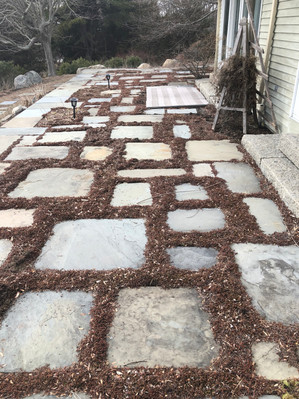 Before: Blue Stone Patio Section One.jpg