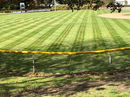 Baseball Field Maintenance