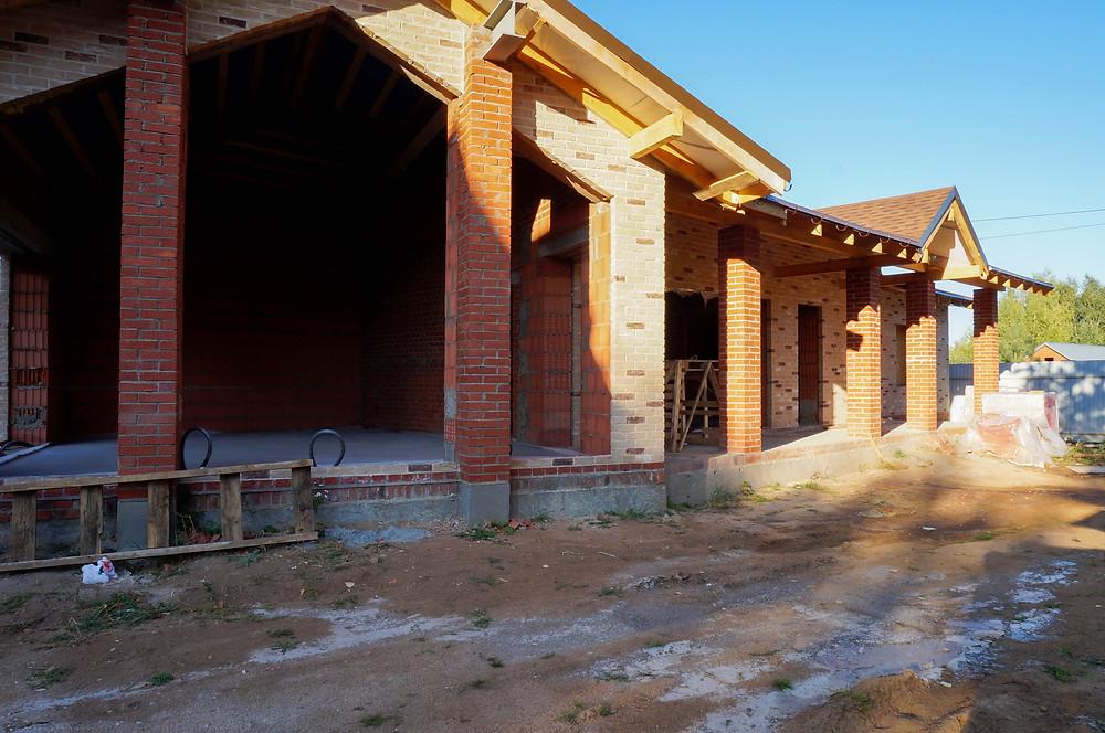 Строительство банного комплекса Казань
