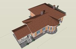 Проект дома Казань 4
