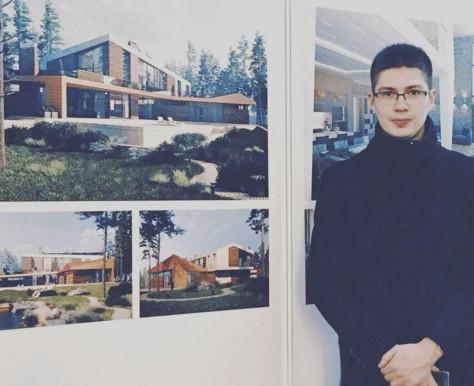Победа на выставке, лучший проект дома