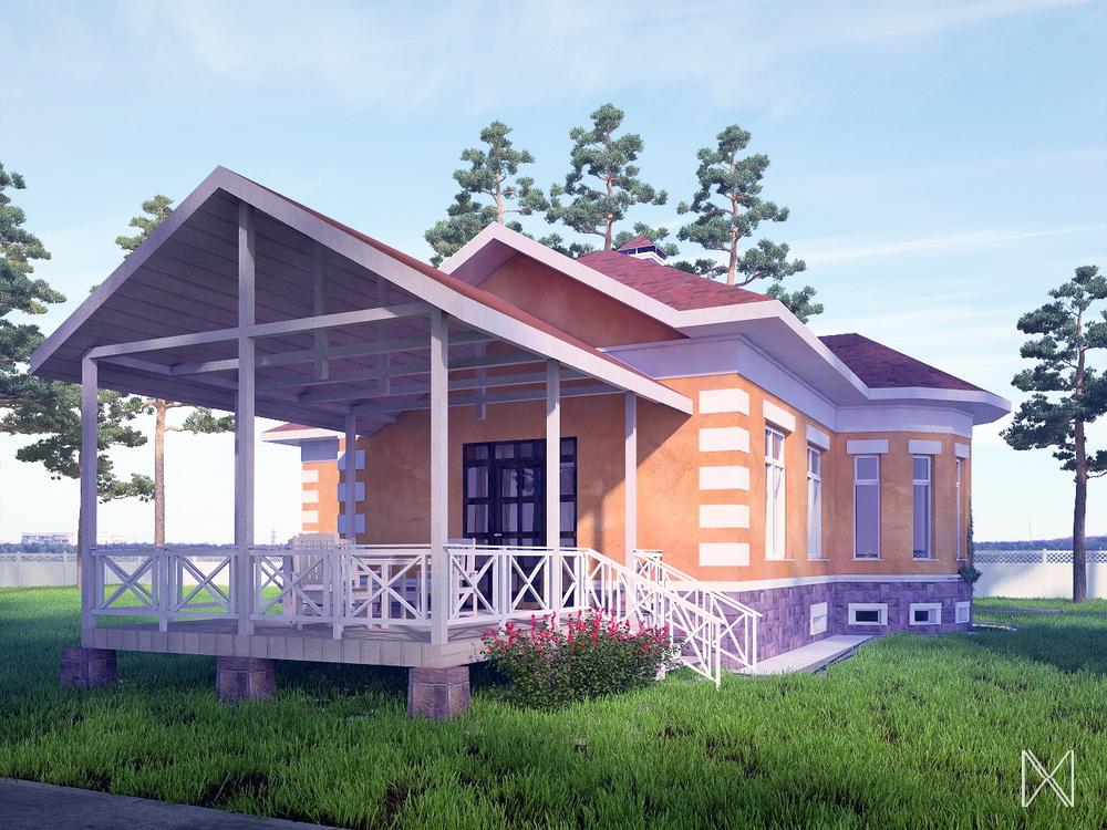 Проект дома Казань