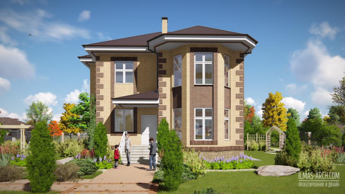 Проектирование дома Казань