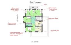 проект дома из монолита