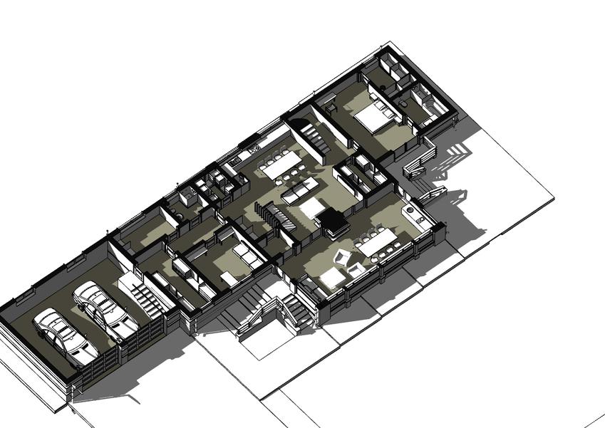 План 1- го этажа