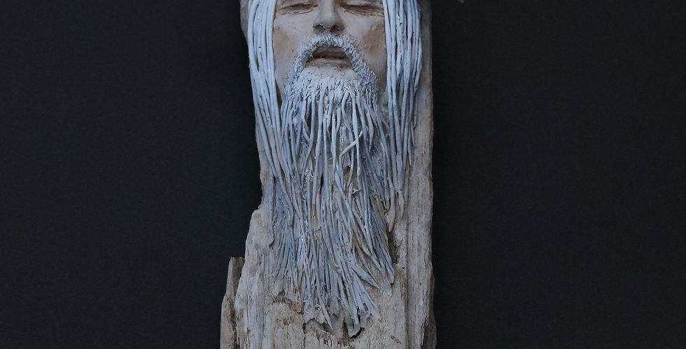 Gem Wizard Sculpture