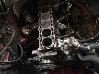 Remonty silników Mercedes W124